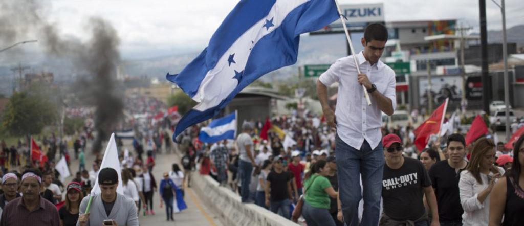 Le Honduras face aux tensions politiques
