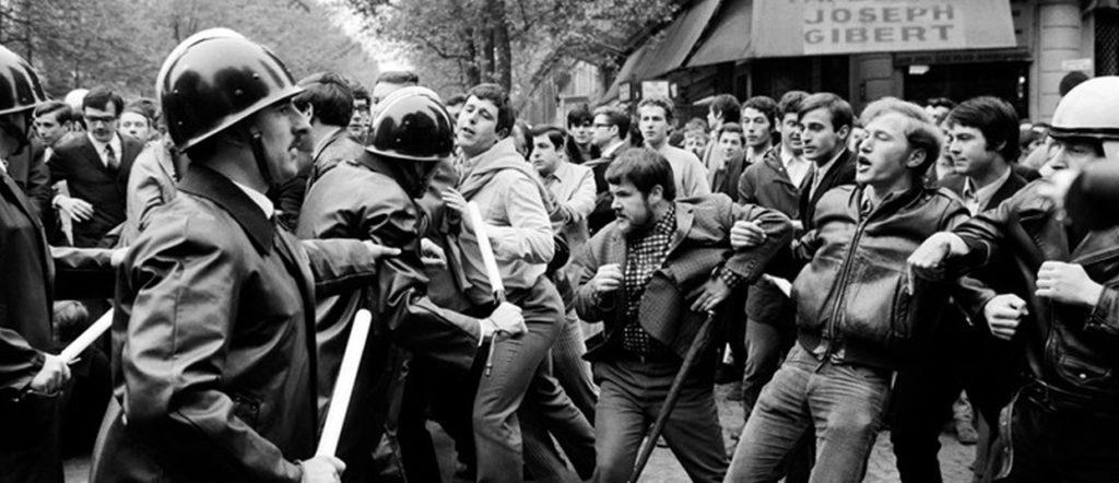 Les grèves de Mai 68