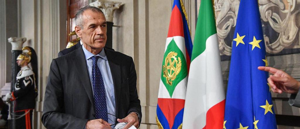 Crise politique pour l'Italie