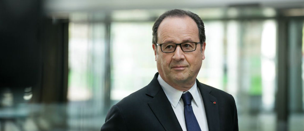 PORTRAIT. François Hollande