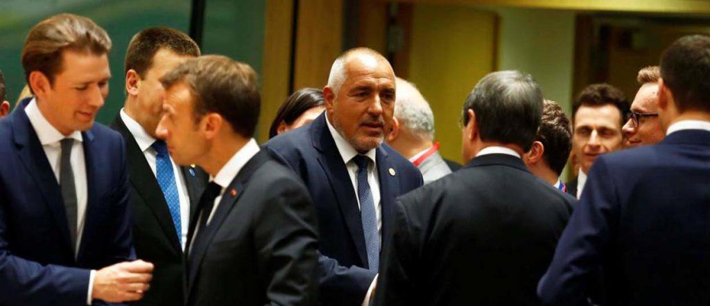 Sommet de l'Union Européenne : un accord sur l'immigration