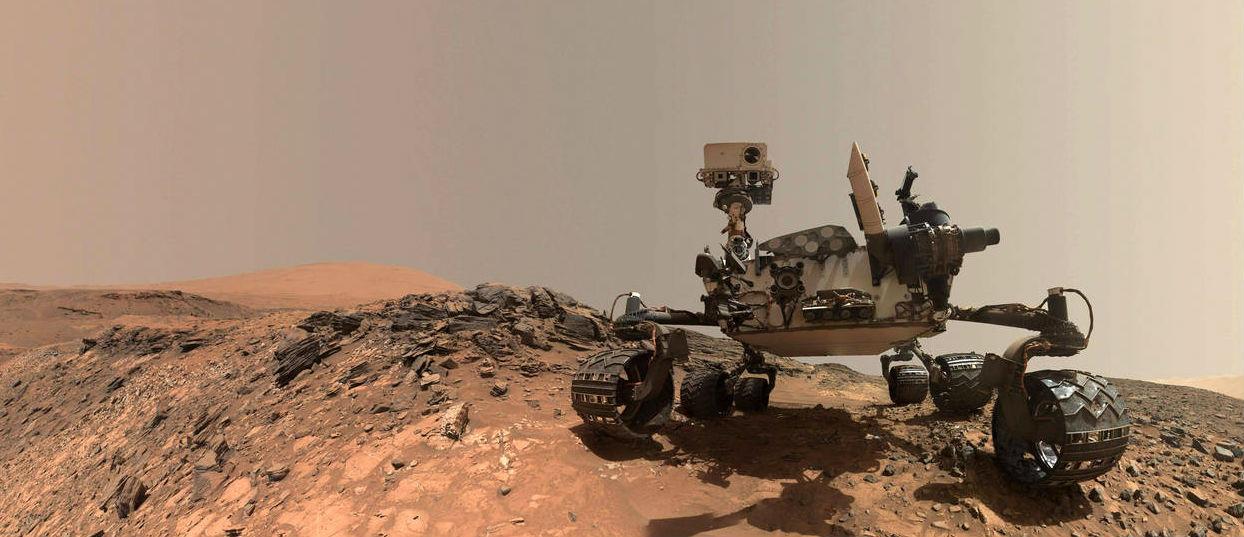 On va vraiment faire de la politique sur Mars ?