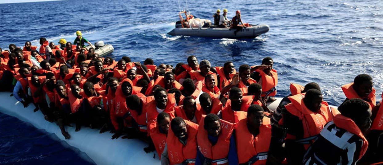 La loi asile-immigration