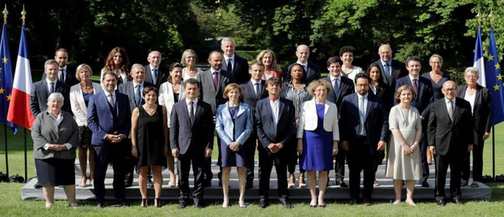 Des vacances pour les ministres