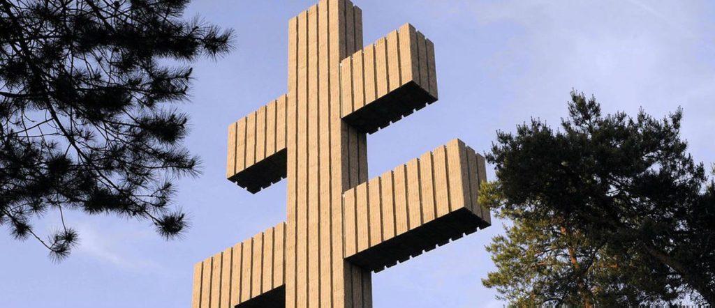 La Croix de Lorraine, de Jérusalem à l'Elysée