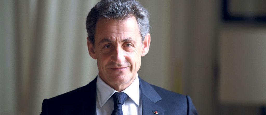 PORTRAIT. Nicolas Sarkozy