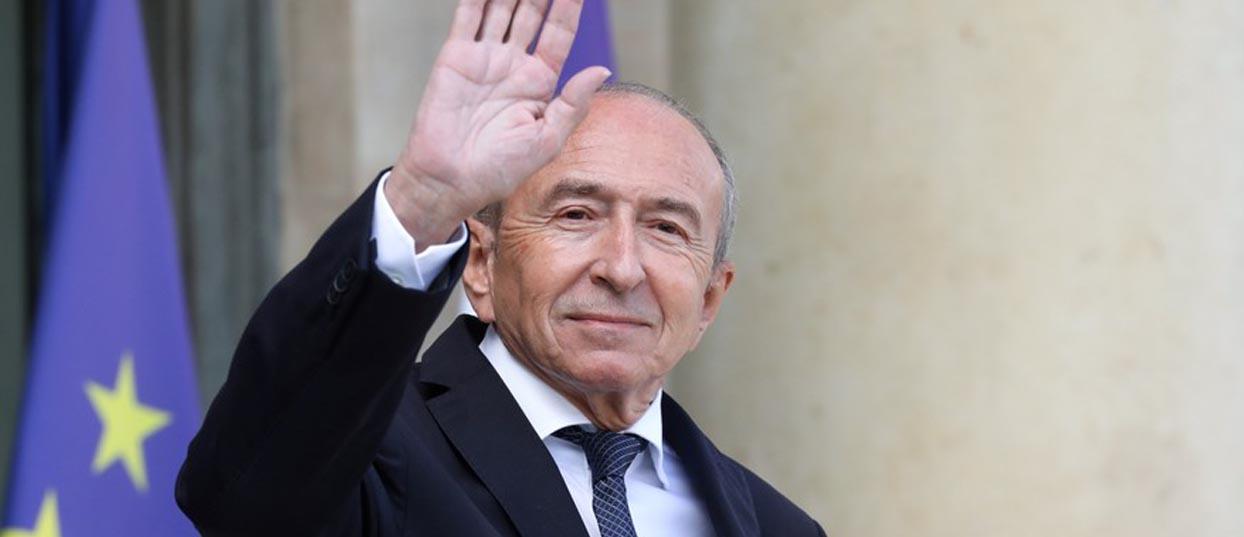 Retour sur la démission de Gérard Collomb
