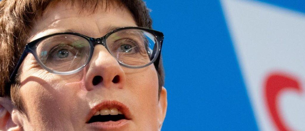 Annegret Kramp-Karrenbauer ou l'après-Merkel