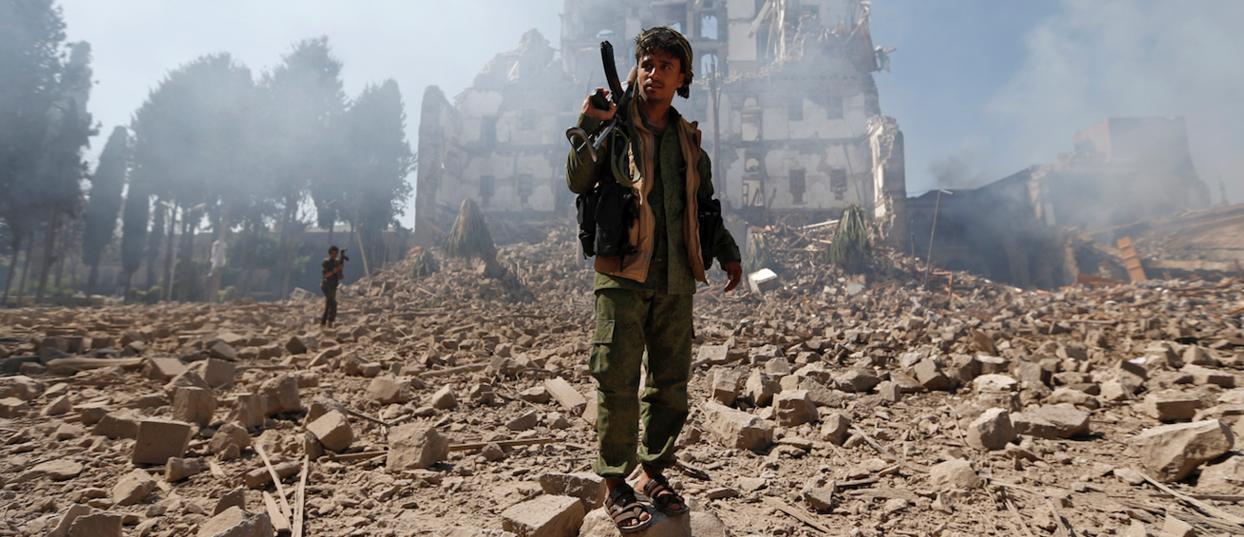 Yémen, le pays des oubliés