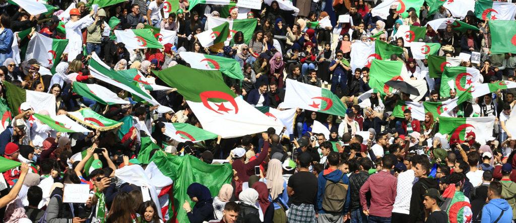 Les Algériens refusent un cinquième mandat d'Abdelaziz Bouteflika