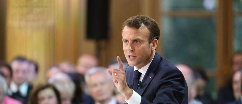 Impôts, démocratie, territoires : les réponses d'Emmanuel Macron après le Grand Débat