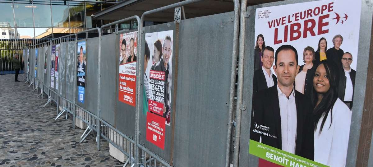 Quelles sont les listes candidates aux prochaines élections européennes ?