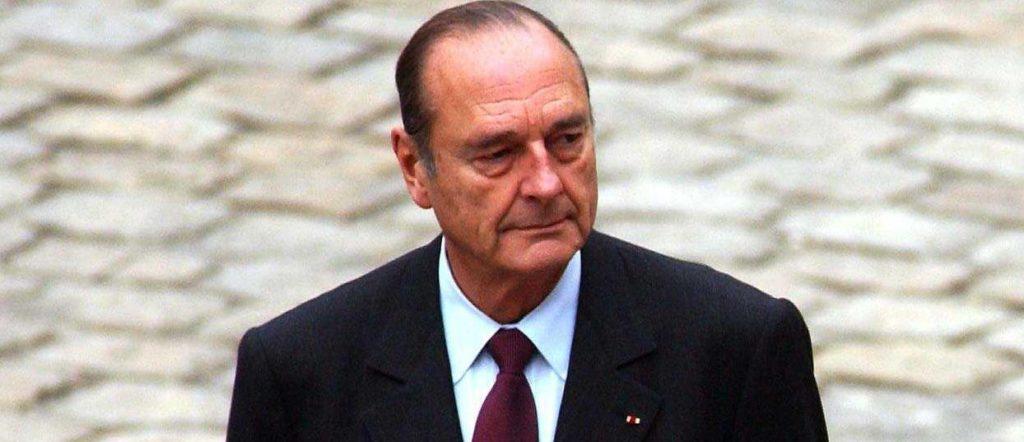 Jacques Chirac, un Président au cœur de l'Histoire