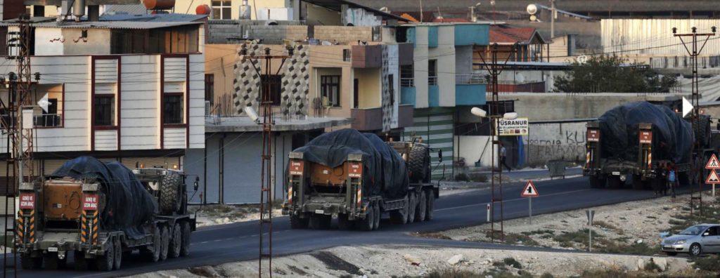 Syrie : les troupes turques ont arrêté leur offensive