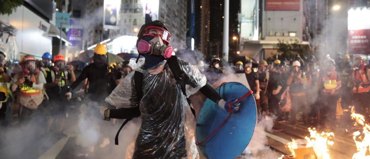La crise à Hong Kong