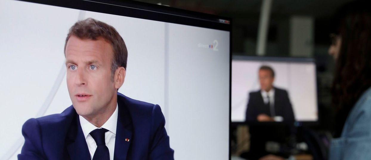 «Une France plus forte et plus indépendante» : Emmanuel Macron donne le cap pour la dernière étape de son quinquennat