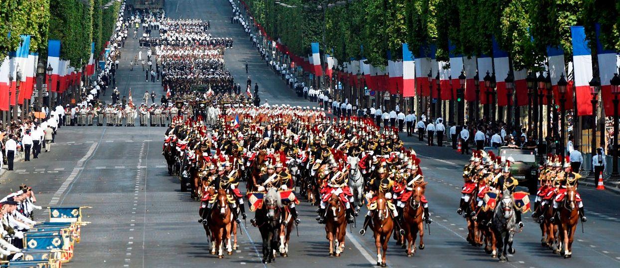 14 Juillet : quand les Présidents révolutionnent le défilé