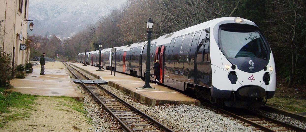 Pourquoi la Corse échappe-t-elle aux grèves des trains ?