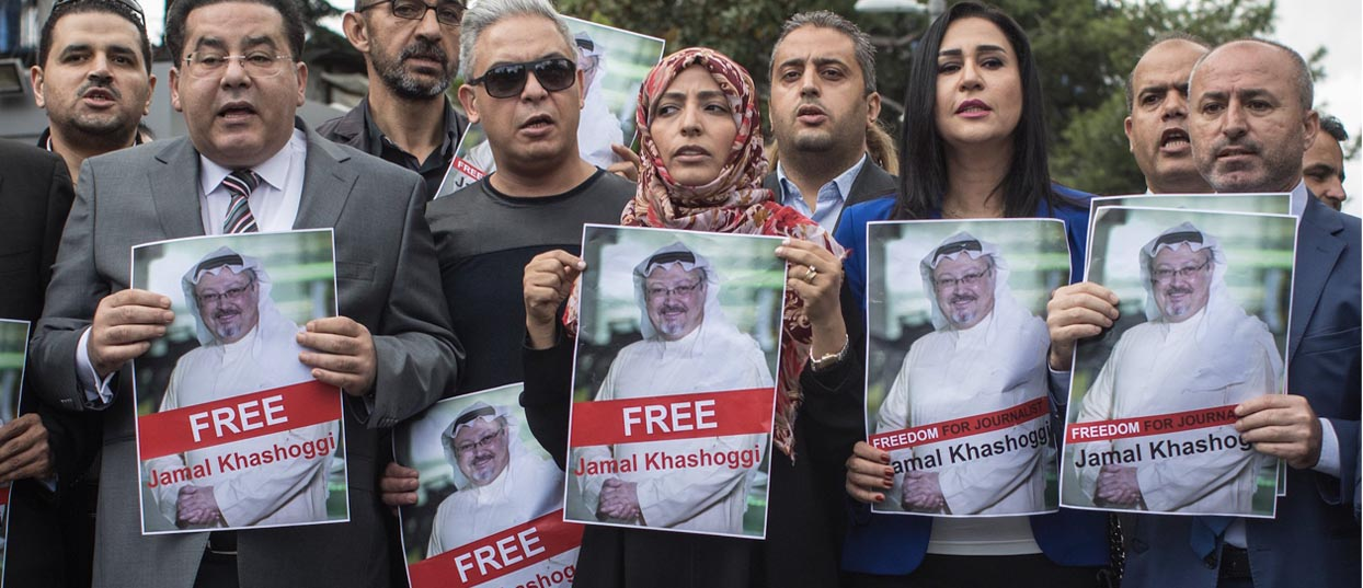 Disparition inquiétante de Jamal Khashoggi