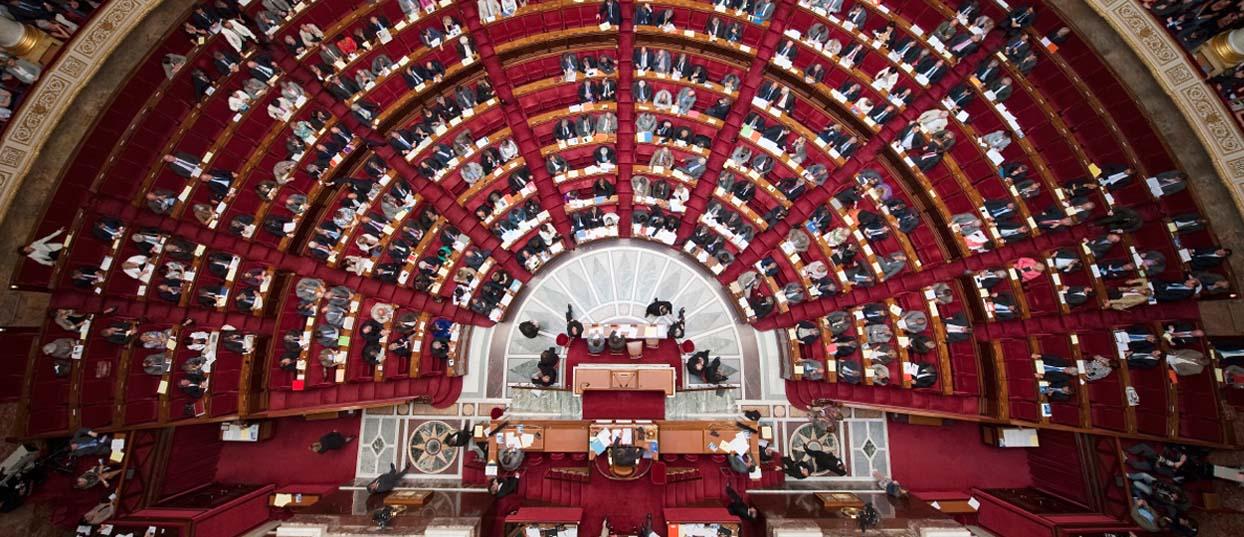 La différence entre l'Assemblée nationale et le Sénat