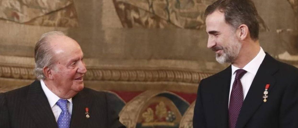 En Espagne, famille royale et corruption se séparent