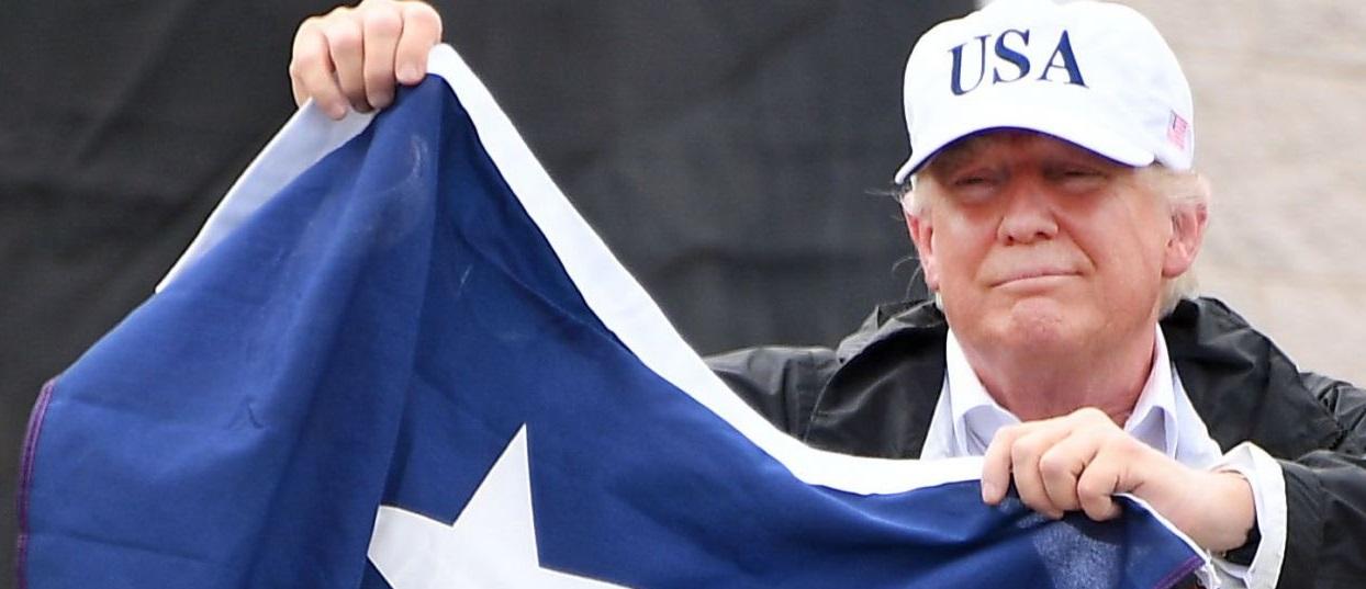 La «Bataille du Texas», piège à Trump